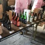 高梁市成羽町 白菊酒造㈱ 秋のミニ白菊祭り