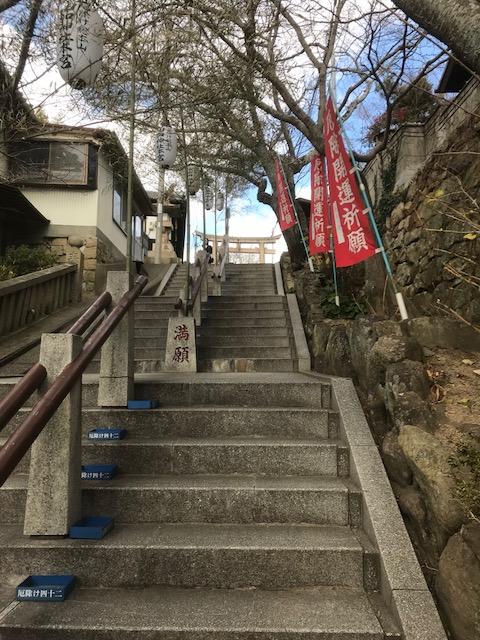 女子旅!フレンチランチ・由加山厄除け詣で・瀬戸大橋スパリゾート