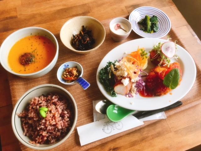 岡山市のカフェ☆おしゃれな空間でおしゃべりを楽しむ①