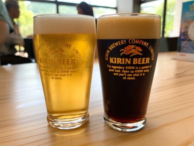 キリンビール岡山工場見学ツアーに参加してきました!飲み比べの試飲もあり